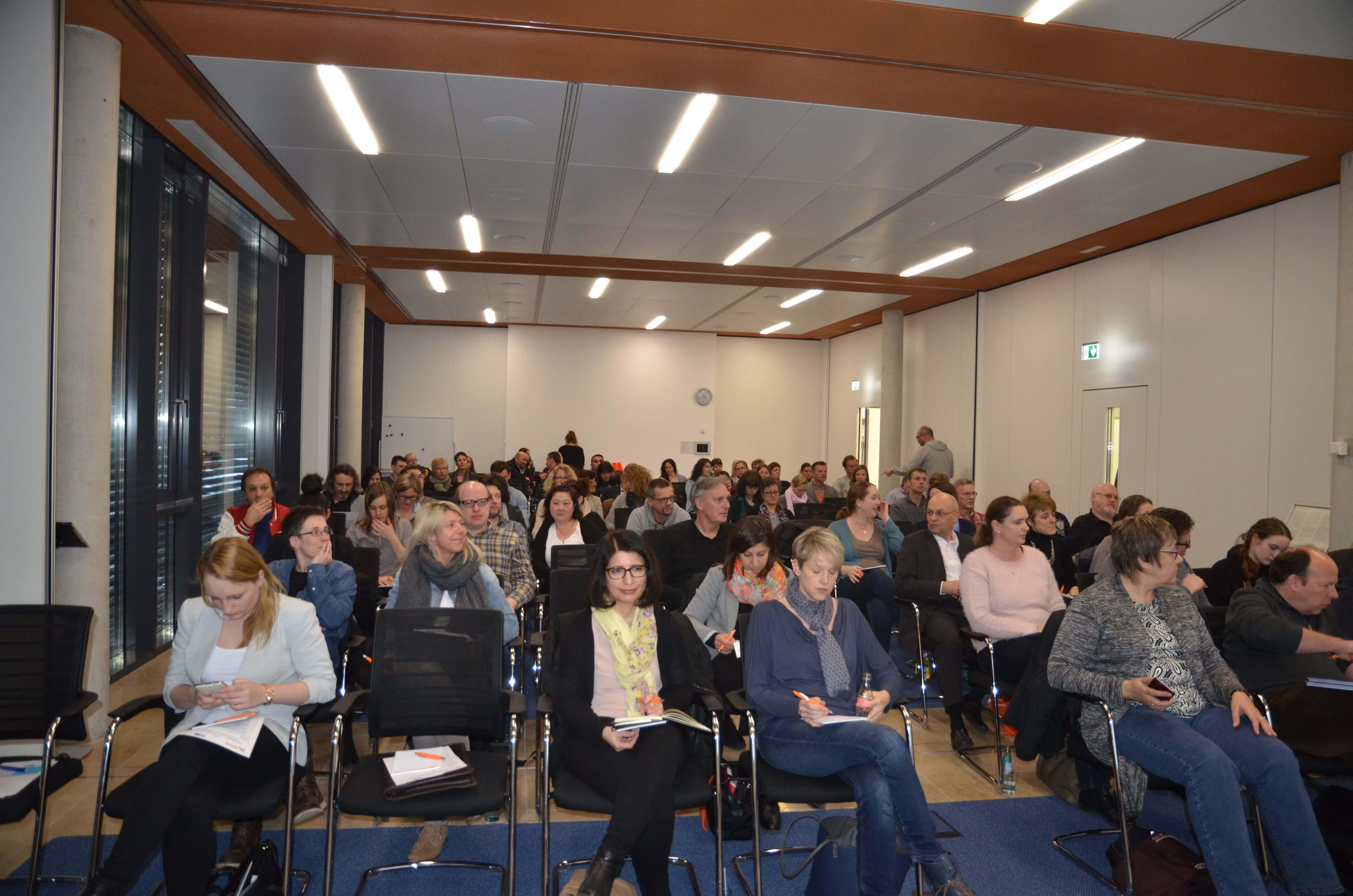 BIEG Hessen Facebook Werbung Seminar durch justZARGES