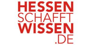Logo Hessen schafft Wissen 400x200px