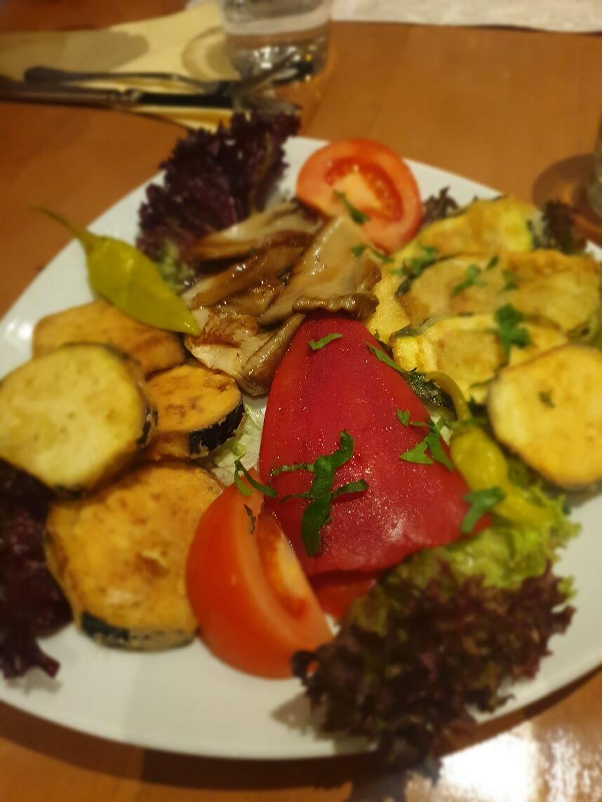 Teammeeting in München: Gemeinsames Abendessen