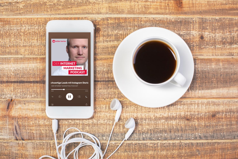 Podcasts über Online Marketing - Unsere Empfehlungen