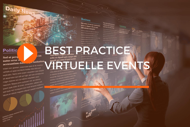 Best practices Virtuelle Events von justZARGEScommunicate.